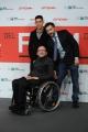 Foto/IPP/Gioia Botteghi 12/11/2013 Roma Festa del Cinema di Roma 5g, nella foto:  film I corpi estranei,  il regista Mirko Locatelli, Filippo Timi, Jaouher Brehim