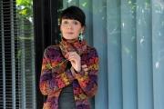 Foto/IPP/Gioia Botteghi14/11/2013 Roma presentazione del nuovo programma di raidue MASTERPIECE, nella foto: Elisabetta Sgarbi