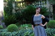 Foto/IPP/Gioia Botteghi 29/11/2013 Roma Presentazione della fiction di rai uno Anna Karenina, nella foto: Carlotta Natoli
