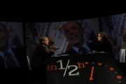 Foto/IPP/Gioia Botteghi 01/12/2013 Roma  Gianni Cuperlo ospite di Lucia Annunziata