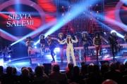 Foto/IPP/Gioia Botteghi 06/12/2013 Roma ultima puntata di Tali e Quali Show, nella foto Silvia Salemi