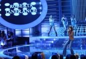 Foto/IPP/Gioia Botteghi 06/12/2013 Roma ultima puntata di Tali e Quali Show, nella foto Roberta Lanfranchi