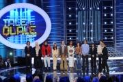 Foto/IPP/Gioia Botteghi 06/12/2013 Roma ultima puntata di Tali e Quali Show, nella foto i finalisti