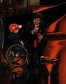 Foto/IPP/Gioia Botteghi 13/12/2013 Roma Fernando Alonso e la famiglia del piccolo Tommaso ospite della trasmissione rai per Telethon io esisto