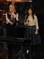 Foto/IPP/Gioia Botteghi 13/12/2013 Roma Elisa ospite della trasmissione rai per Telethon io esisto con Antonella Clerici