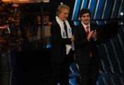 Foto/IPP/Gioia Botteghi 13/12/2013 Roma Fernando Alonso e Luca Cordero ospite della trasmissione rai per Telethon io esisto
