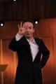 Foto/IPP/Gioia Botteghi 17/12/2012 Roma trasmissione di raiuno LA PIU BELLA con Roberto Benigni