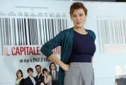 Foto/IPP/Gioia Botteghi 19/12/2013 Roma presentazione del film IL CAPITALE UMANO, nella foto Valeria Bruni Tedeschi