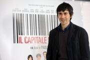 Foto/IPP/Gioia Botteghi 19/12/2013 Roma presentazione del film IL CAPITALE UMANO, nella foto Luigi Lo Cascio