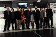 Foto/IPP/Gioia Botteghi 19/12/2013 Roma presentazione del film IL CAPITALE UMANO, nella foto il cast