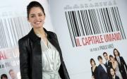Foto/IPP/Gioia Botteghi 19/12/2013 Roma presentazione del film IL CAPITALE UMANO, nella foto Matilde Gioli