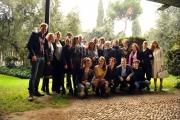 Foto/IPP/Gioia Botteghi 20/12/2013 Roma presentazione della fiction rai uno UN Matrimonio, nella foto: il cast
