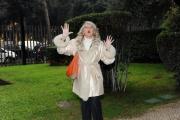 Foto/IPP/Gioia Botteghi 20/12/2013 Roma presentazione della fiction rai uno UN Matrimonio, nella foto: Gisella Sofio