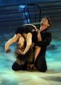 Foto/IPP/Gioia Botteghi 02/11/2013 Roma Ballando con le stelle 5 puntata, nella foto: Roberto farnesi e Samanta Togni