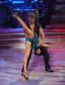 Foto/IPP/Gioia Botteghi 02/11/2013 Roma Ballando con le stelle 5 puntata, nella foto: Gigi Mastrangelo e Sara Di Vaira