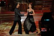 Foto/IPP/Gioia Botteghi 02/11/2013 Roma Ballando con le stelle 5 puntata, nella foto: Gabriella Pession