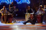 Foto/IPP/Gioia Botteghi 02/11/2013 Roma Ballando con le stelle 5 puntata, nella foto: Anna Oxa