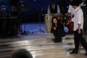 Foto/IPP/Gioia Botteghi 02/11/2013 Roma Ballando con le stelle 5 puntata, nella foto: Anna Oxa e Samuel Peron