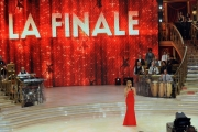 Foto/IPP/Gioia Botteghi 07/12/2013 Roma ultima puntata di Ballando con le stelle, nella foto: Milly Carlucci