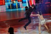 Foto/IPP/Gioia Botteghi 07/12/2013 Roma ultima puntata di Ballando con le stelle, nella foto: Roberto Farnesi e Samanta Togni