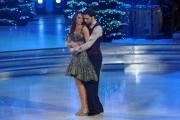 Foto/IPP/Gioia Botteghi 07/12/2013 Roma ultima puntata di Ballando con le stelle, nella foto: i vincitori Elisa Di Francisca e Raimondo Todaro