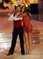 Foto/IPP/Gioia Botteghi 07/12/2013 Roma ultima puntata di Ballando con le stelle, nella foto: Lea T e Simone Di Pasquale