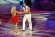 Foto/IPP/Gioia Botteghi 07/12/2013 Roma ultima puntata di Ballando con le stelle, nella foto: Amaurys Perez e Veera Kinnunen