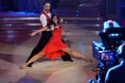 Foto/IPP/Gioia Botteghi 07/12/2013 Roma ultima puntata di Ballando con le stelle, nella foto: Francesca Testasecca e Stefano Oradei