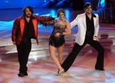 Foto/IPP/Gioia Botteghi 07/12/2013 Roma ultima puntata di Ballando con le stelle, nella foto: Lillo Gregcon con Elena Coniglio