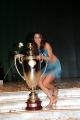 Foto/IPP/Gioia Botteghi 07/12/2013 Roma ultima puntata di Ballando con le stelle, nella foto: Elisa Di Francisca