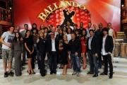 Foto/IPP/Gioia Botteghi 03/10/2013 Roma conferenza stampa di Ballando con le stelle , nella foto Tutti