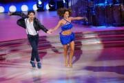 Foto/IPP/Gioia Botteghi 05/10/2013 Roma Ballando con le stelle , nella foto Elisa Di Francisca e Raimondo Todaro
