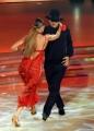 Foto/IPP/Gioia Botteghi 05/10/2013 Roma Ballando con le stelle , nella foto Lorenzo Flaherty e Natalia Titova