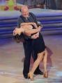 Foto/IPP/Gioia Botteghi 05/10/2013 Roma Ballando con le stelle , nella foto Massimo Boldi e Elena Coniglio