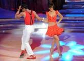 Foto/IPP/Gioia Botteghi 05/10/2013 Roma Ballando con le stelle , nella foto Veronika Logan e Maykel Fonts