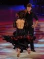 Foto/IPP/Gioia Botteghi 05/10/2013 Roma Ballando con le stelle , nella foto Roberto Farnesi e Samanta Togni