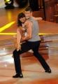 Foto/IPP/Gioia Botteghi 05/10/2013 Roma Ballando con le stelle , nella foto Gigi Mastrangelo e Sara Di Vaira