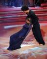 Foto/IPP/Gioia Botteghi 05/10/2013 Roma Ballando con le stelle , nella foto Anna Oxa e Samuel Peron