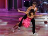 Foto/IPP/Gioia Botteghi 12/10/2013 Roma Ballando con le stelle, nella foto: Gigi Mastrangelo e Sara Di Vaira