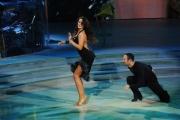 Foto/IPP/Gioia Botteghi 12/10/2013 Roma Ballando con le stelle, nella foto: Francesca Testasecca e Stefano Oradei
