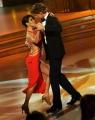 Foto/IPP/Gioia Botteghi 12/10/2013 Roma Ballando con le stelle, nella foto: Roberto Farnesi e Samanta Togni