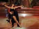Foto/IPP/Gioia Botteghi 12/10/2013 Roma Ballando con le stelle, nella foto: Massimo Boldi e Elena Coniglio