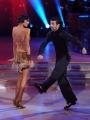 Foto/IPP/Gioia Botteghi 12/10/2013 Roma Ballando con le stelle, nella foto: Lea T e Simone Di Pasquale