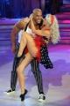 Foto/IPP/Gioia Botteghi 12/10/2013 Roma Ballando con le stelle, nella foto: Amaurys Perez e Veera Kinnunen