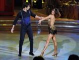 Foto/IPP/Gioia Botteghi 12/10/2013 Roma Ballando con le stelle, nella foto: Federico Costantini e Vera Bordareva