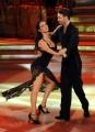 Foto/IPP/Gioia Botteghi 12/10/2013 Roma Ballando con le stelle, nella foto: Manuela Arcuri e Lucio Cocchi