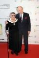 Foto/IPP/Gioia Botteghi Roma14/06/2013 serata Premio David di Donatello, nella foto: Giuliano Montaldo e signora