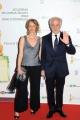 Foto/IPP/Gioia Botteghi Roma14/06/2013 serata Premio David di Donatello, nella foto: Tony Servillo e signora