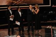 Foto/IPP/Gioia Botteghi Roma14/06/2013 serata Premio David di Donatello, nella foto: Premiazione Margherita Buy premiata da Verdone