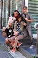 Foto/IPP/Gioia Botteghi     10/12/2014 Roma i giovani di San Remo, nella foto: i Kutso
